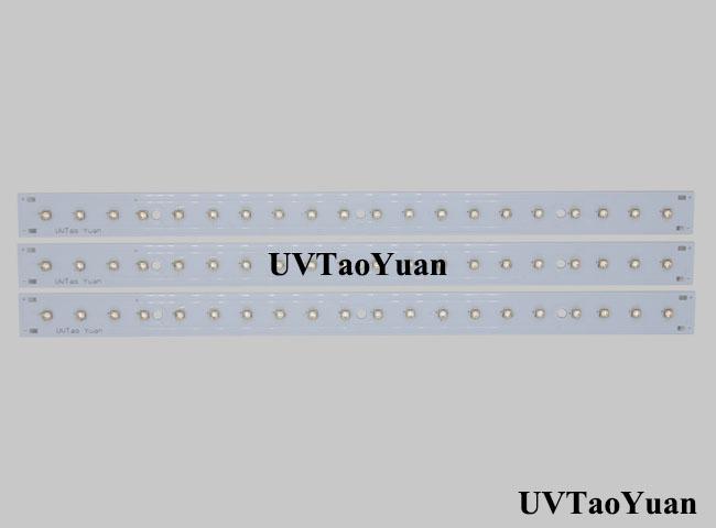 UV LED Light Strip 365/385/395/405nm 40W - Click Image to Close