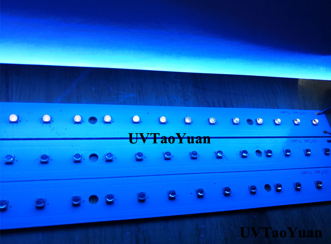 wholesale dealer 2b3cb 5e0ae UV LED Light Strip 365nm 40W -UVTaoYuan LED