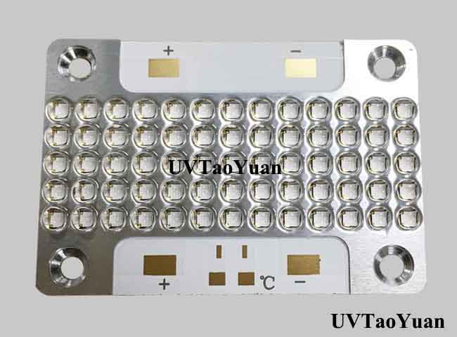 UV LED Module Curing Source 365/385/395nm 250W - Click Image to Close