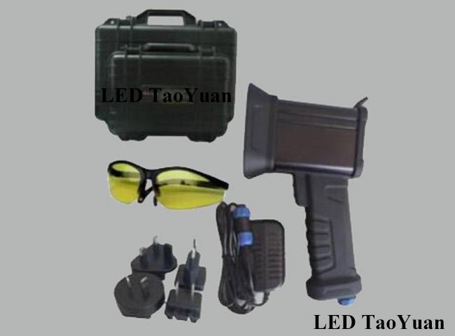 UV LED Portable Black Light 365nm 15W - Click Image to Close