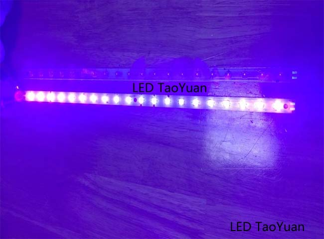UV LLED Strip 395nm 50W - Click Image to Close