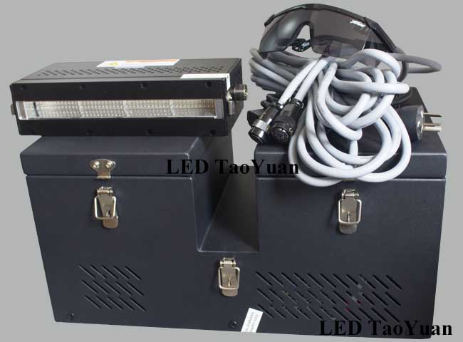 UV Portable Curing Lamp 395nm 300W - Click Image to Close