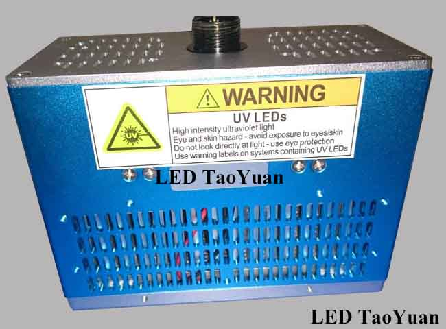 UV Solutions Curing Lamp 395nm 200W - Click Image to Close