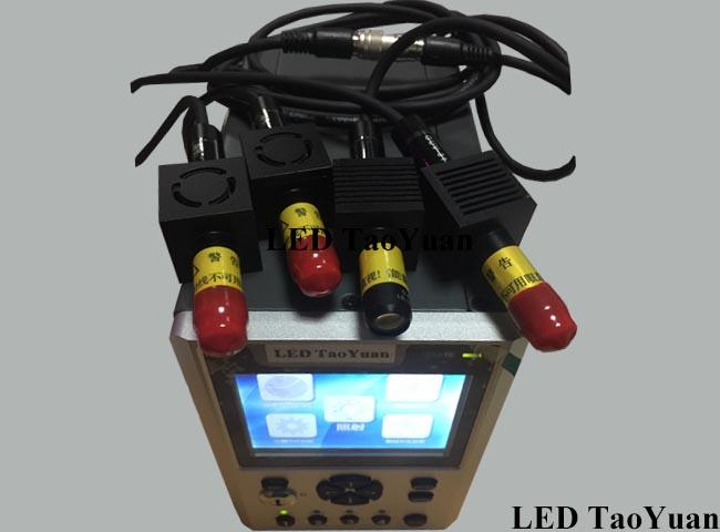 UV Spot Light Source 365-415nm - Click Image to Close