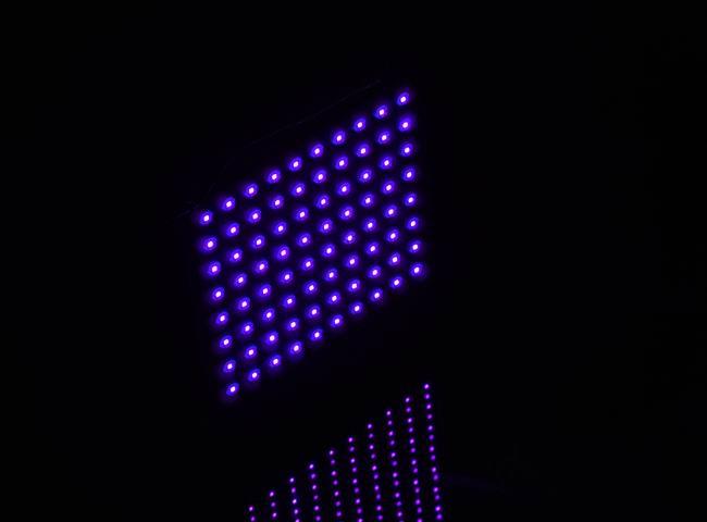 UV curing lamp 80W module 395nm - Click Image to Close
