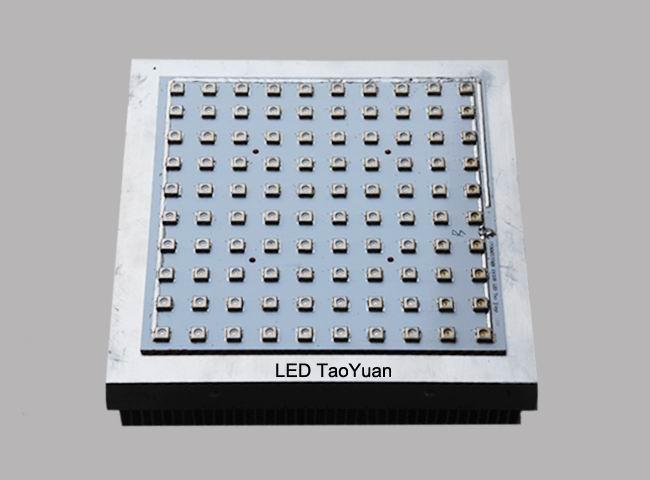 UV curing lamp module 365nm 250W