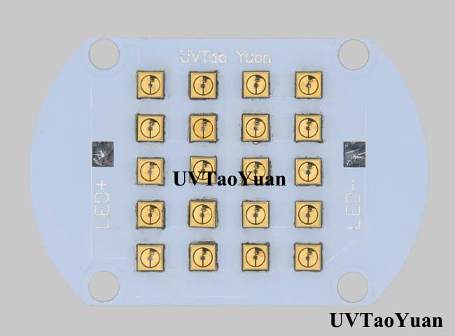 UVC LED COB 275nm 80-100mW - Click Image to Close
