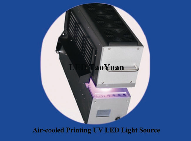 Air-cooled UV LED Label Machine Light Source - Click Image to Close