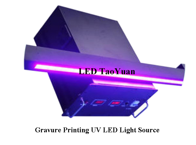 UV LED Curing Lamp-Gravure printing - Click Image to Close