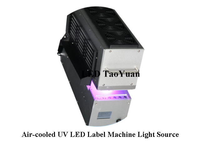 UV LED Curing Lamp-label machine - Click Image to Close